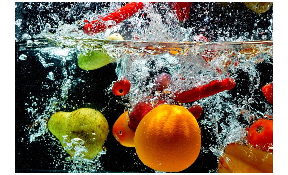 Un truc simple pour enlever les pesticides de vos fruits & légumes
