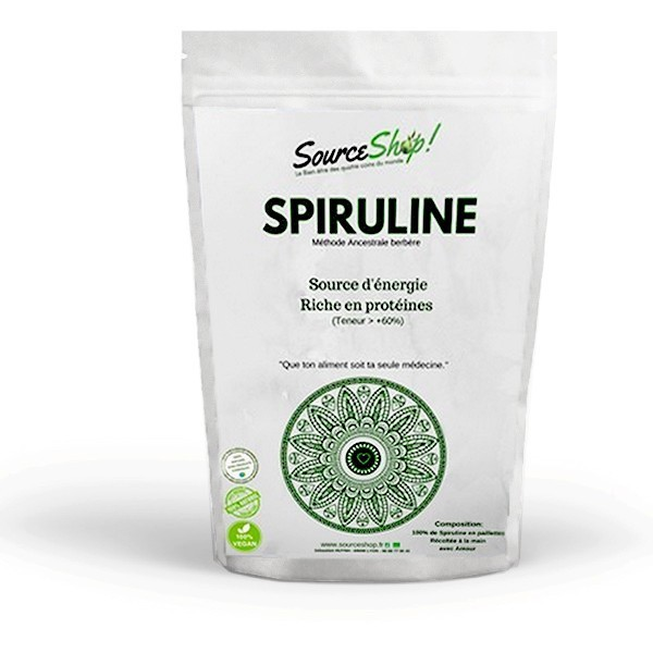 Spiruline artisanale -Technique de récolte ancestrale