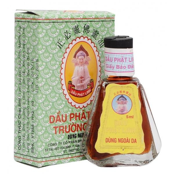 Huile médicinale Dau Phat Linh Truong Son
