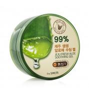 Gel d'Aloe Vera - 99% d'Aloe frais
