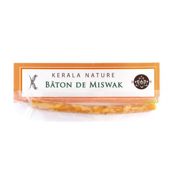 Bâton de Miswak goût nature - Siwak