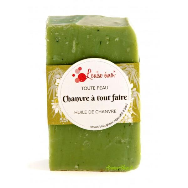 Savon / Shampooing BIO au Chanvre - Chanvre à Tout Faire - Louise émoi