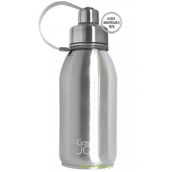 Gourde inox isotherme Friendly - 700ml - Gravée