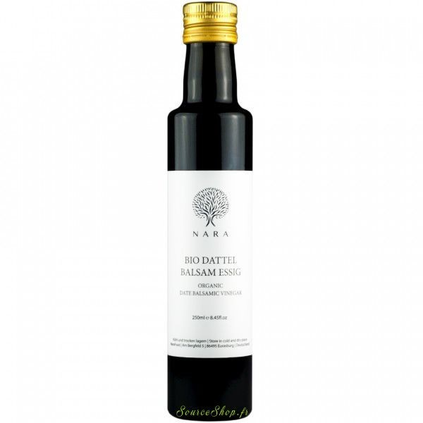 Vinaigre balsamique de dattes BIO - 250ml - Nara
