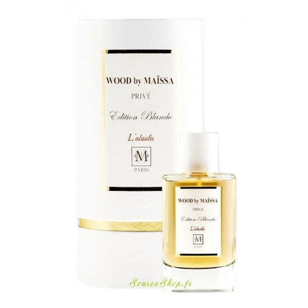 Parfum Wood by Maissa - 100ml - Générique - de Maissa Paris