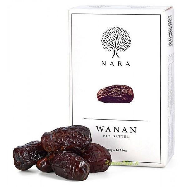 Dattes Wanan BIO - 400g - Nara