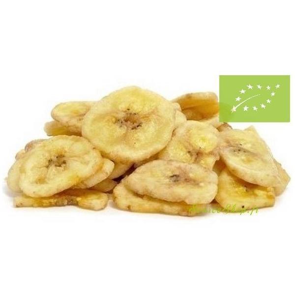Chips de Bananes BIO en vrac