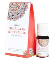 Huile aromatique Musc blanc d'Himalaya