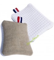 Eponge durable en jute