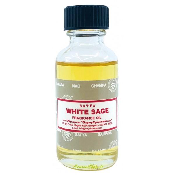 Huile parfumée Sauge Blanche