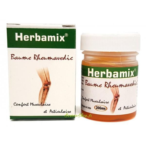 Baume muscles & articulations - Rheumavedic Hermabix