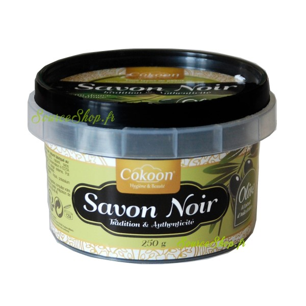savon noir l 39 extrait d 39 huile d 39 olive cokoon. Black Bedroom Furniture Sets. Home Design Ideas