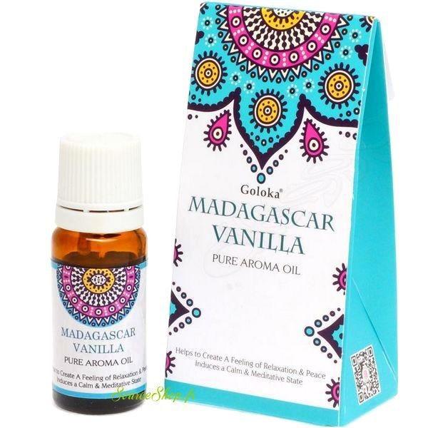 Huile aromatique Vanille de Madagascar