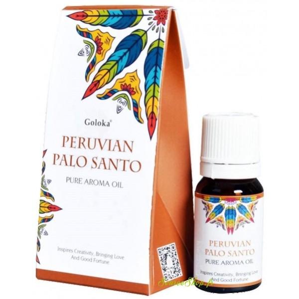 Huile aromatique Palo Santo du Pérou