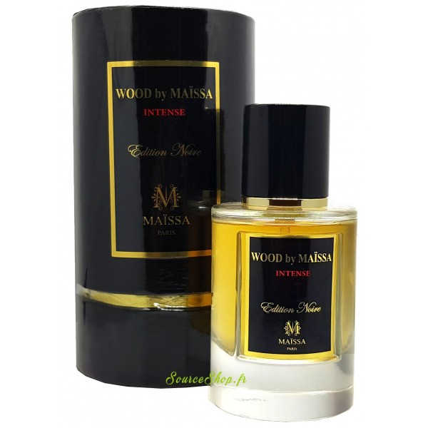 Parfum Wood by Maissa - 50ml - Générique - de Maissa Paris