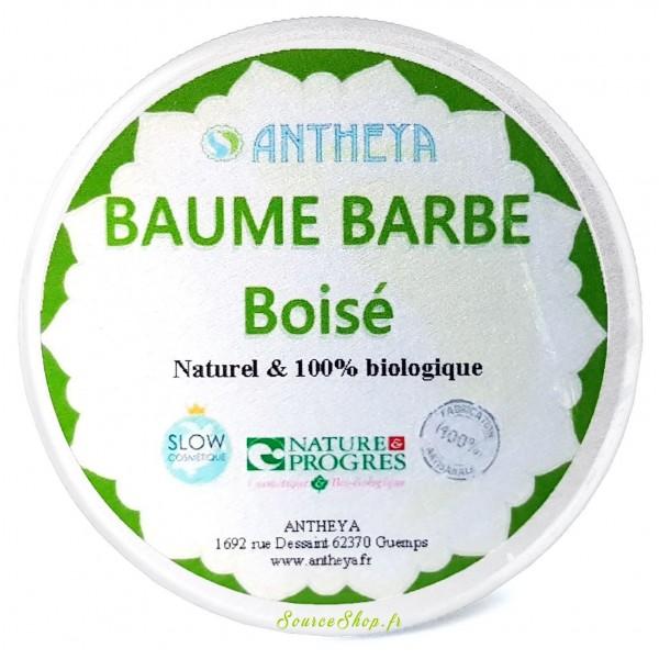 Baume soin barbe - Boisé - 50g - Antheya