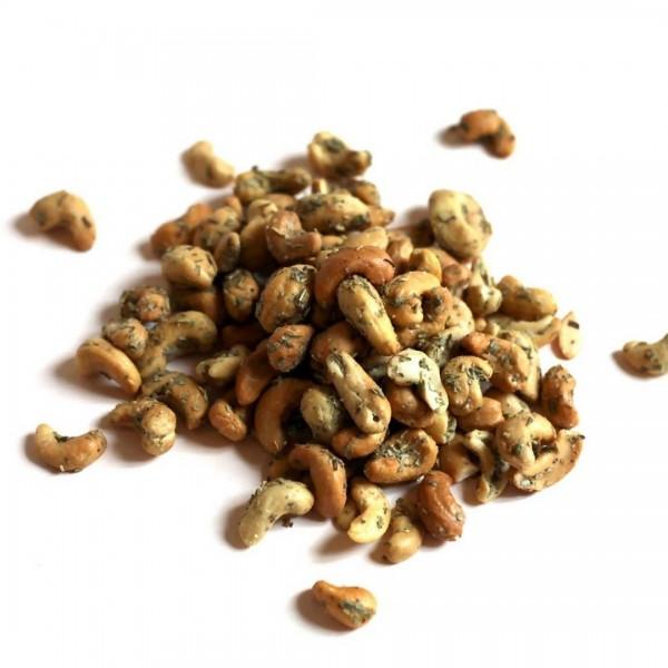 Noix de cajou BIO aux Herbes de Provence en vrac