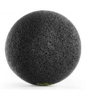 Eponge Konjac au charbon de Bambou pour visage