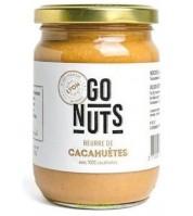 Beurre de cacahuètes BIO