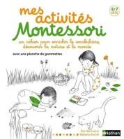 Mes activités Montessori 4/7 ans