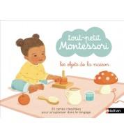 Les objets de la maison - Tout-petit Montessori
