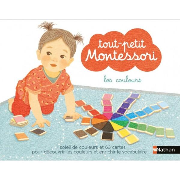 Tout-petit Montessori - Les couleurs - Nathan