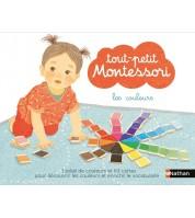 Les couleurs - Tout-petit Montessori
