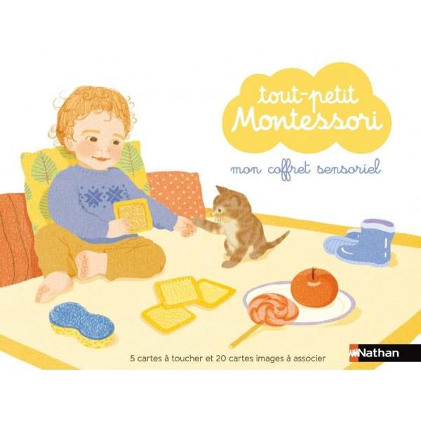Mon coffret sensoriel - Tout-petit Montessori