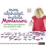 Mon alphabet mobile Montessori 3/6 ans
