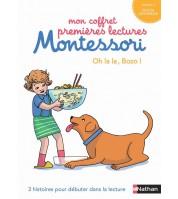 Mon coffret premières lectures Montessori 4/7 ans