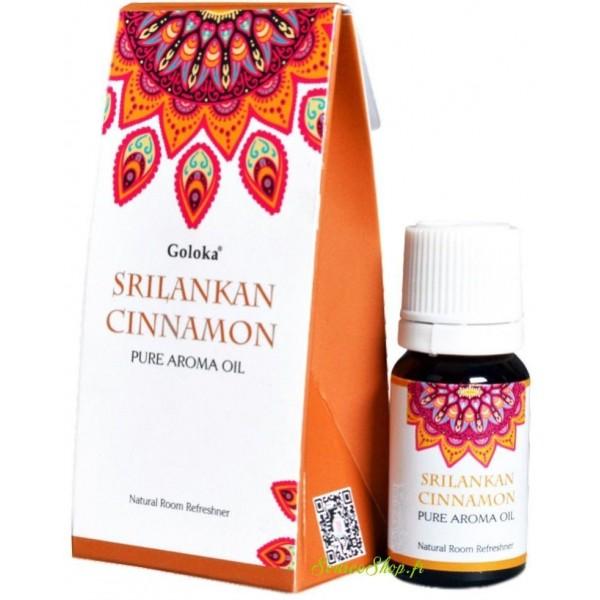 Huile aromatique Cannelle - Goloka