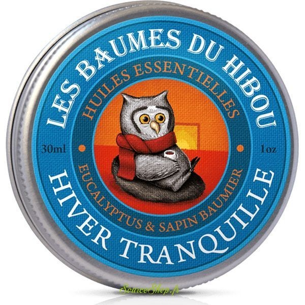 Baume du Hibou - Hiver Tranquille - Les baumes du Hibou