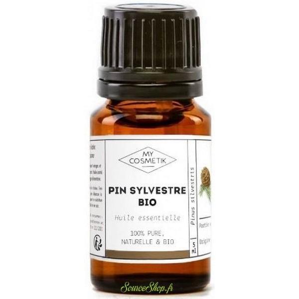 Huile essentielle de Pin Sylvestre BIO - MyCosmetik