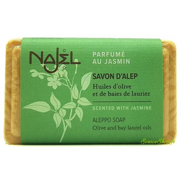 Savon d'Alep au jasmin - Najel