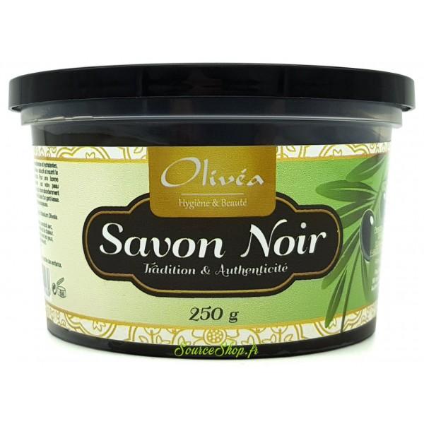 Savon noir à l'huile d'olive - 250g - Cokoon - Olivéa