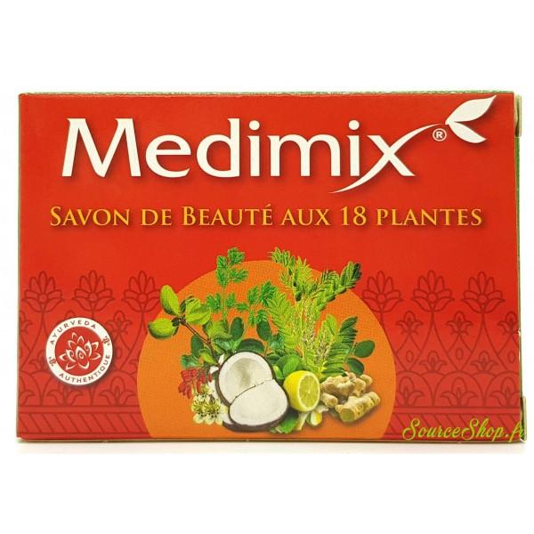 Savon ayurvédique Medimix aux 18 plantes - 125g - Kerala Nature
