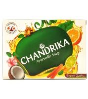 Savon ayurvédique Chandrika aux plantes médicinales