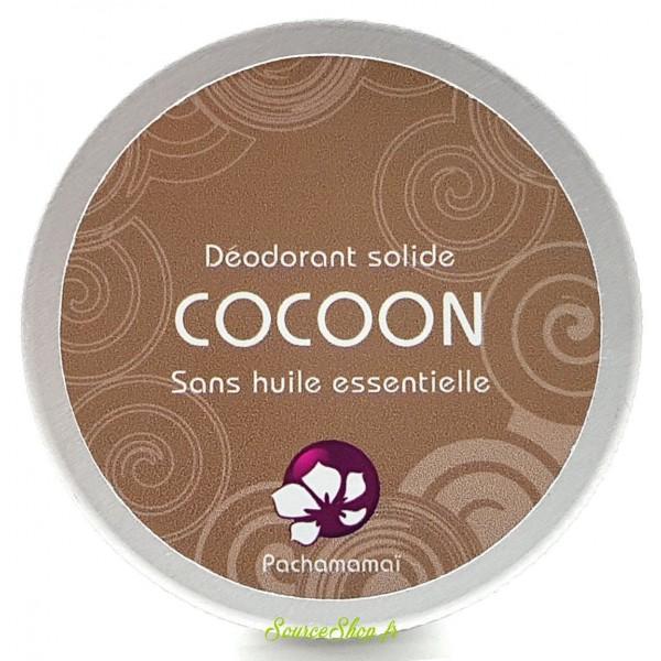 Déodorant solide à l'argile - sans huiles essentielles - Pachamamaï