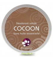 """Déodorant solide à l'argile - sans huiles essentielles - """"Cocoon"""""""