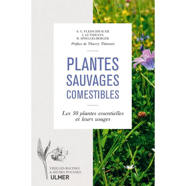 Plantes sauvages comestibles - Editions Ulmer