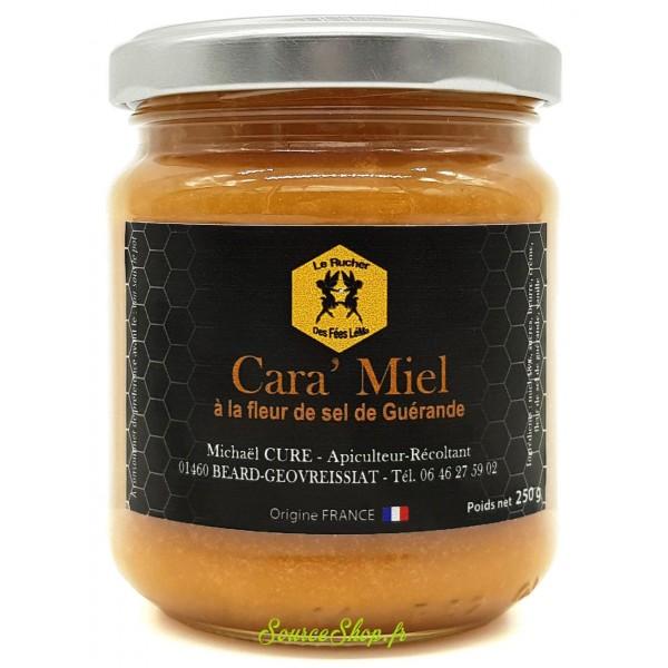 Cara'Miel du Haut-Bugey - 250g - Le Rucher des Fées Léma