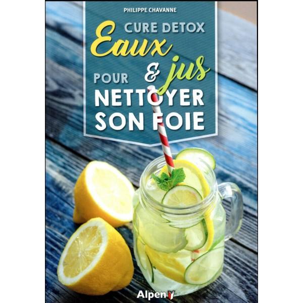 Cure Detox : Eau & jus pour nettoyer son foie