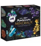 Mon coffret Montessori des minéraux