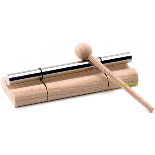 Carillon / Barre musicale en bois - 15.1 cm