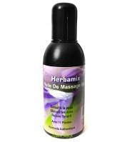 Huile de massage ayurvédique