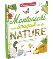 Mon imagier de la nature Montessori