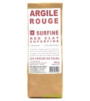 Argile rouge illite - Surfine