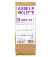 Argile violette - Surfine