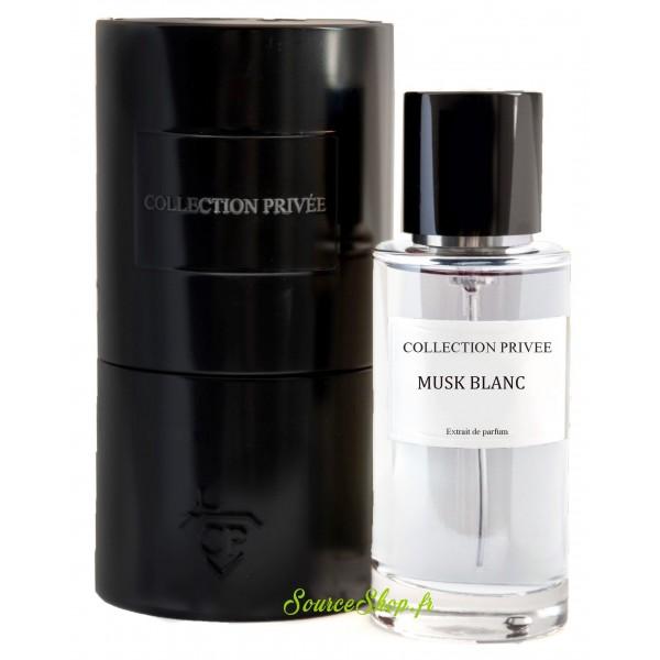 Parfum Musk Blanc - 50ml - Générique - de Collection Privée