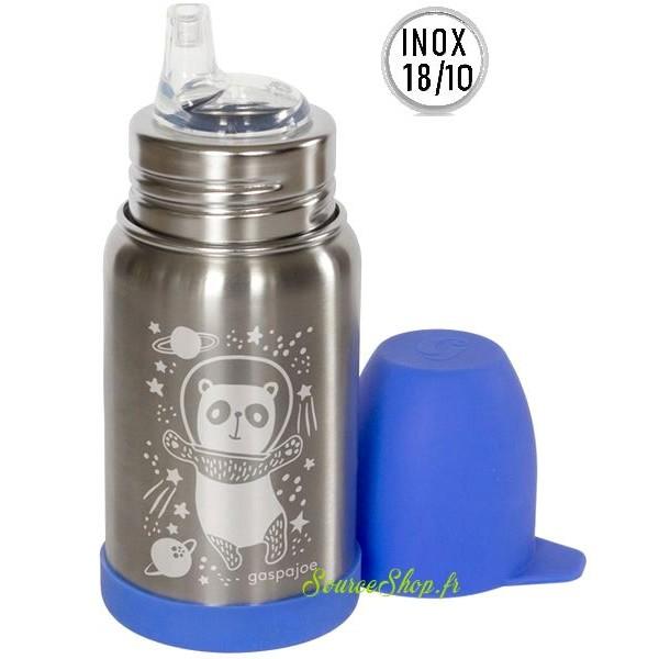Gourde inox pour enfants Sippy - 350ml - Panda